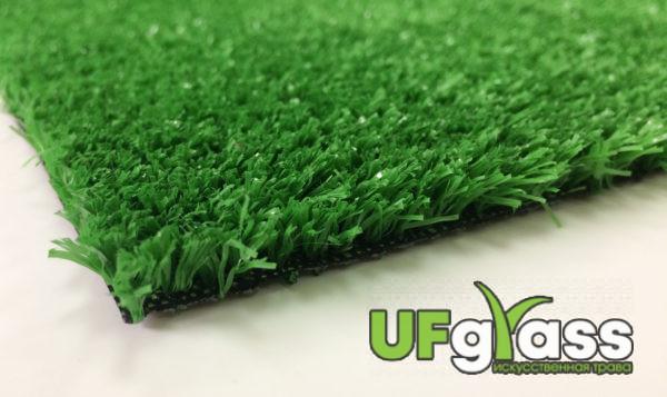 Ландшафтная искусственная трава 12 мм UF Grass Premium (зеленый)