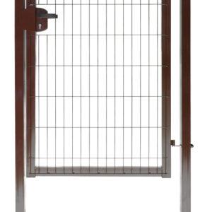 Калитка Medium New Lock 1,53х1,0 RAL 8017