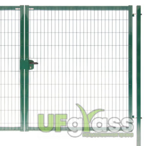 Ворота Распашные 1,5х3,0 м