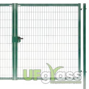 Ворота Распашные 1,5х4,0 м